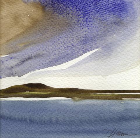 Ireland sketch, 11