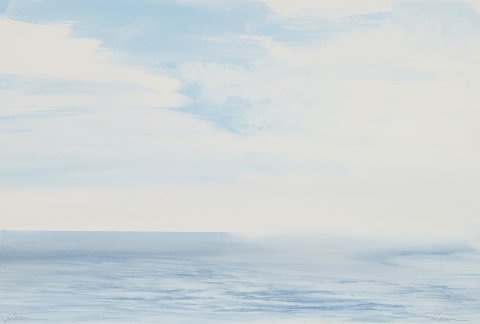 21/ August5. on-shore breeze, misty