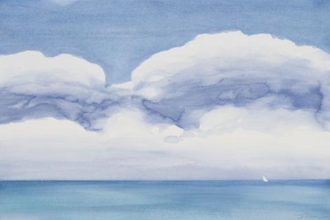 35/ August18. sudden storm clouds