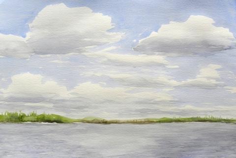 1. June 14 – Gunn Lake