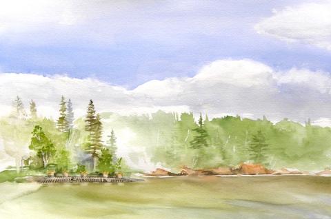 10. June 21 – Rioux Bay 1.