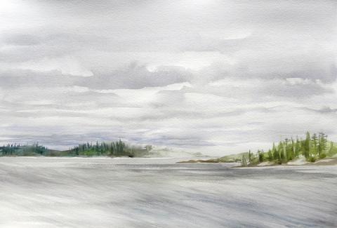 7. June 16 – Gunn Lake