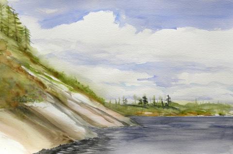 8. June 16 – Gunn Lake
